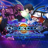 Portada oficial de Chaos Code: New Sign of Catastrophe para PS4