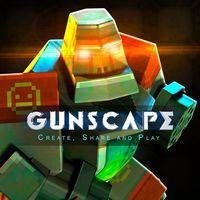 Portada oficial de Gunscape para PS4
