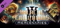 Portada oficial de Galactic Civilizations III: Mercenaries para PC