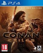 Portada oficial de de Conan Exiles para PS4
