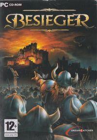 Portada oficial de Besieger para PC