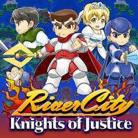 Portada oficial de River City Ransom: Knights of Justice eShop para Nintendo 3DS