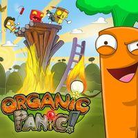 Portada oficial de Organic Panic para PS4