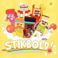 Portada oficial de Stikbold! A Dodgeball Adventure para PS4