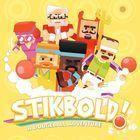 Portada oficial de de Stikbold! A Dodgeball Adventure para PS4