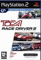 Portada oficial de de Toca Race Driver 2: The Ultimate Racing Simulator para PS2
