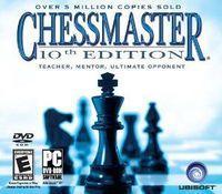 Portada oficial de Chessmaster 10 Edition para PC