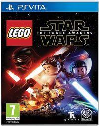 Portada oficial de LEGO Star Wars: El Despertar de la Fuerza para PSVITA