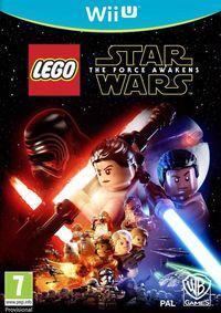 Portada oficial de LEGO Star Wars: El Despertar de la Fuerza para Wii U