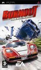 Portada oficial de de Burnout Legends para PSP