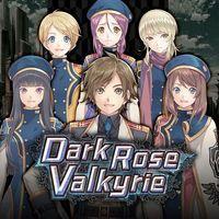 Portada oficial de Dark Rose Valkyrie para PS4