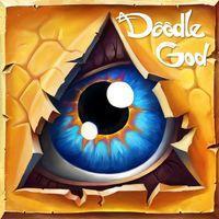 Portada oficial de Doodle God para PS4