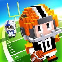 Portada oficial de Blocky Football para iPhone