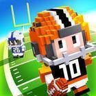 Portada oficial de de Blocky Football para iPhone