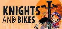 Portada oficial de Knights and Bikes para PC