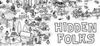 Portada oficial de Hidden Folks para PC