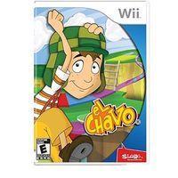 Portada oficial de El Chavo para Wii