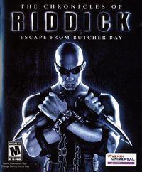 Portada oficial de The Chronicles of Riddick: Escape from Butcher's Bay para PC