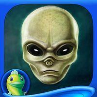 Portada oficial de Forbidden Secrets: Alien Town para iPhone