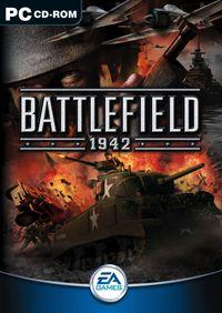 Portada oficial de Battlefield 1942 para PC