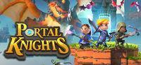 Portada oficial de Portal Knights para PC