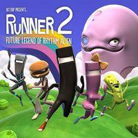Portada oficial de Bit.Trip Presents Runner 2: Future Legend of Rhythm Alien para PS4