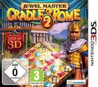 Portada oficial de Jewel Master: Cradle Of Rome 2 eShop para Nintendo 3DS