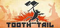 Portada oficial de Tooth and Tail para PC