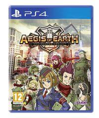 Portada oficial de Aegis of Earth: Protonovus Assault para PS4