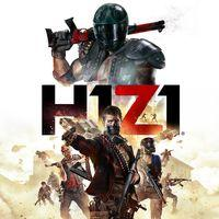 Portada oficial de H1Z1: Battle Royale para PS4