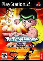 Portada oficial de de Yu Yu Hakusho: Dark Tournament para PS2