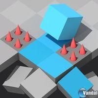 Portada oficial de Adventure Cube para Android