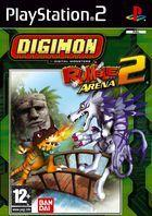 Portada oficial de de Digimon Rumble Arena 2 para PS2