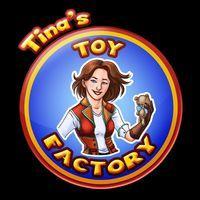 Portada oficial de Tina's Toy Factory para PS4