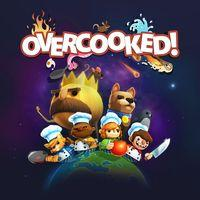 Portada oficial de Overcooked para PS4