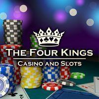 Portada oficial de The Four Kings Casino and Slots para PS4