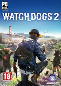 Portada oficial de Watch Dogs 2 para PC