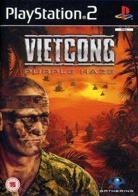 Portada oficial de Vietcong Purple Haze para PS2