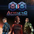 Portada oficial de de Attractio para PS4