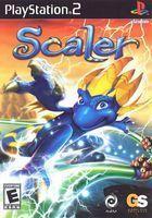 Portada oficial de de Scaler para PS2