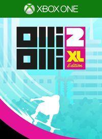 Portada oficial de OlliOlli2: XL Edition para Xbox One