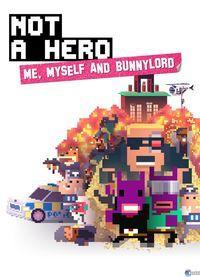 Portada oficial de Not a Hero: Super Snazzy Edition para Xbox One