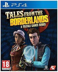 Portada oficial de Tales from the Borderlands para PS4