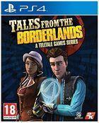 Portada oficial de de Tales from the Borderlands para PS4