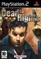 Portada oficial de de Dead to Rights para PS2