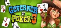 Portada oficial de Governor of poker 3 para PC