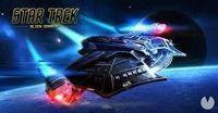 Portada oficial de Star Trek: Alien Domain para PC