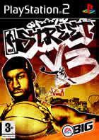 Portada oficial de de NBA Street V3 para PS2