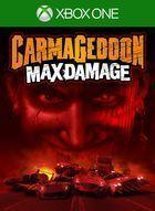 Portada oficial de de Carmageddon: Max Damage para Xbox One