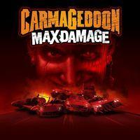 Portada oficial de Carmageddon: Max Damage para PS4